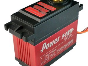 Power HD servo's