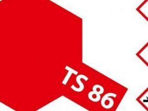 Tamiya TS verf