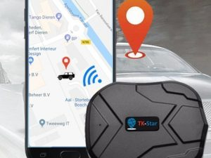 GPS meters en trackers