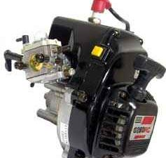 Benzine motoren en toebehoren